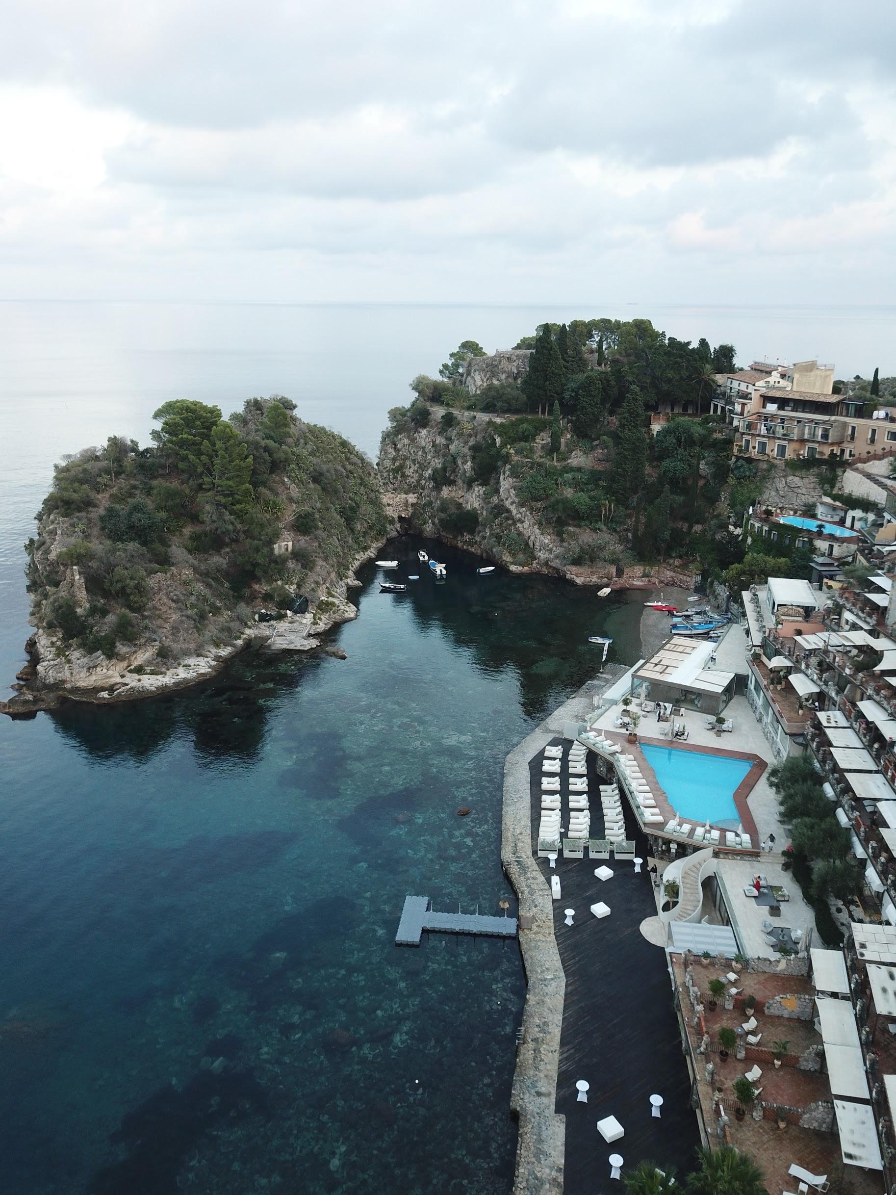Andrea Vetrano Voi Grand Hotel Atlantis Bay Taormina